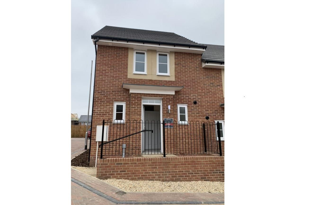 Collier Chase Leeds, 3 Bedrooms  House - semi-detached ,UK New Homes